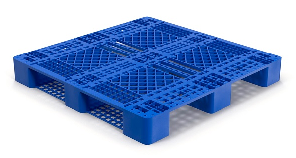 single plastic pallet file