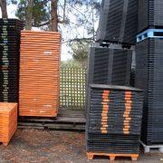 Plastic Pallets - 1000X1200