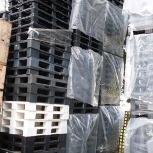 Plastic Pallets - 1200X800 026