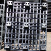 Plastic Pallets – 1000X1200 143