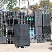 Plastic Pallets – 1000X1200 166