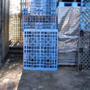 Plastic Pallets – 1000X1200 213