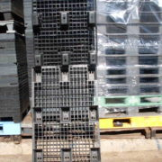Plastic Pallets - 1200X800 222