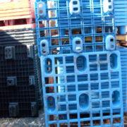 Plastic Pallets - 1200X800 227