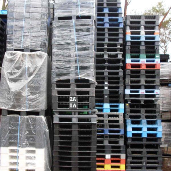 Plastic Pallets – 1000X1200 014