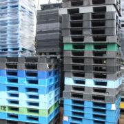 Plastic Pallets – 1100X1100 017-1