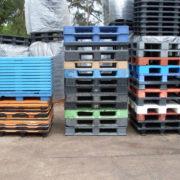 Plastic Pallets – 1000X1200 021