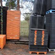 Plastic Pallets – 1000X1200 023