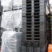Plastic Pallets – 1000X1200 025