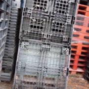 1Plastic Pallets – 1100X1100 52