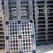 Plastic Pallets – 1000X1200 224