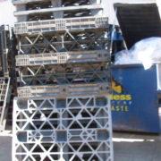 Plastic Pallets – 1000X1200 225
