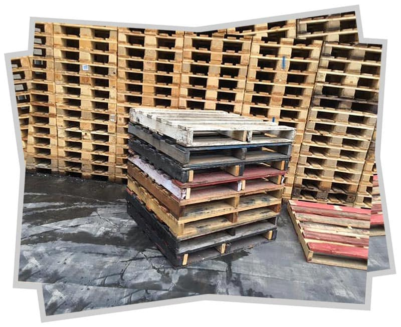 Used Pallets Sydney